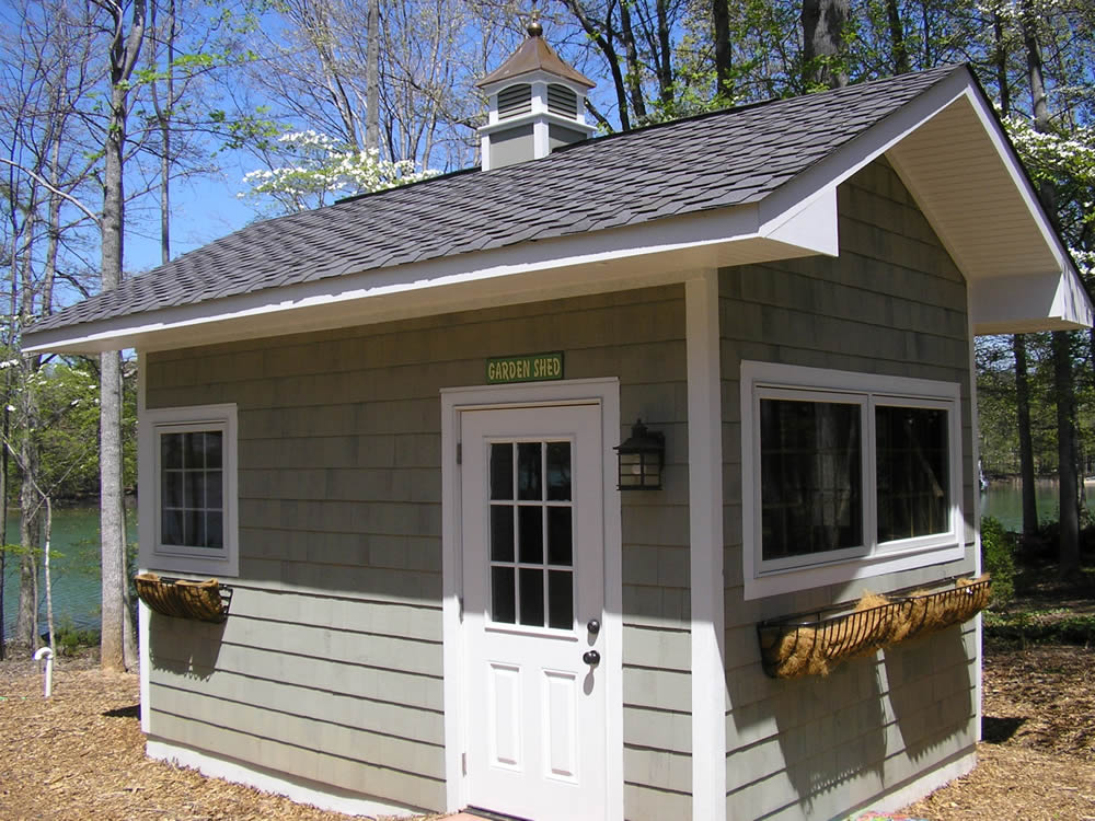 How to find garden shed plans with the right plans for Garden building designs